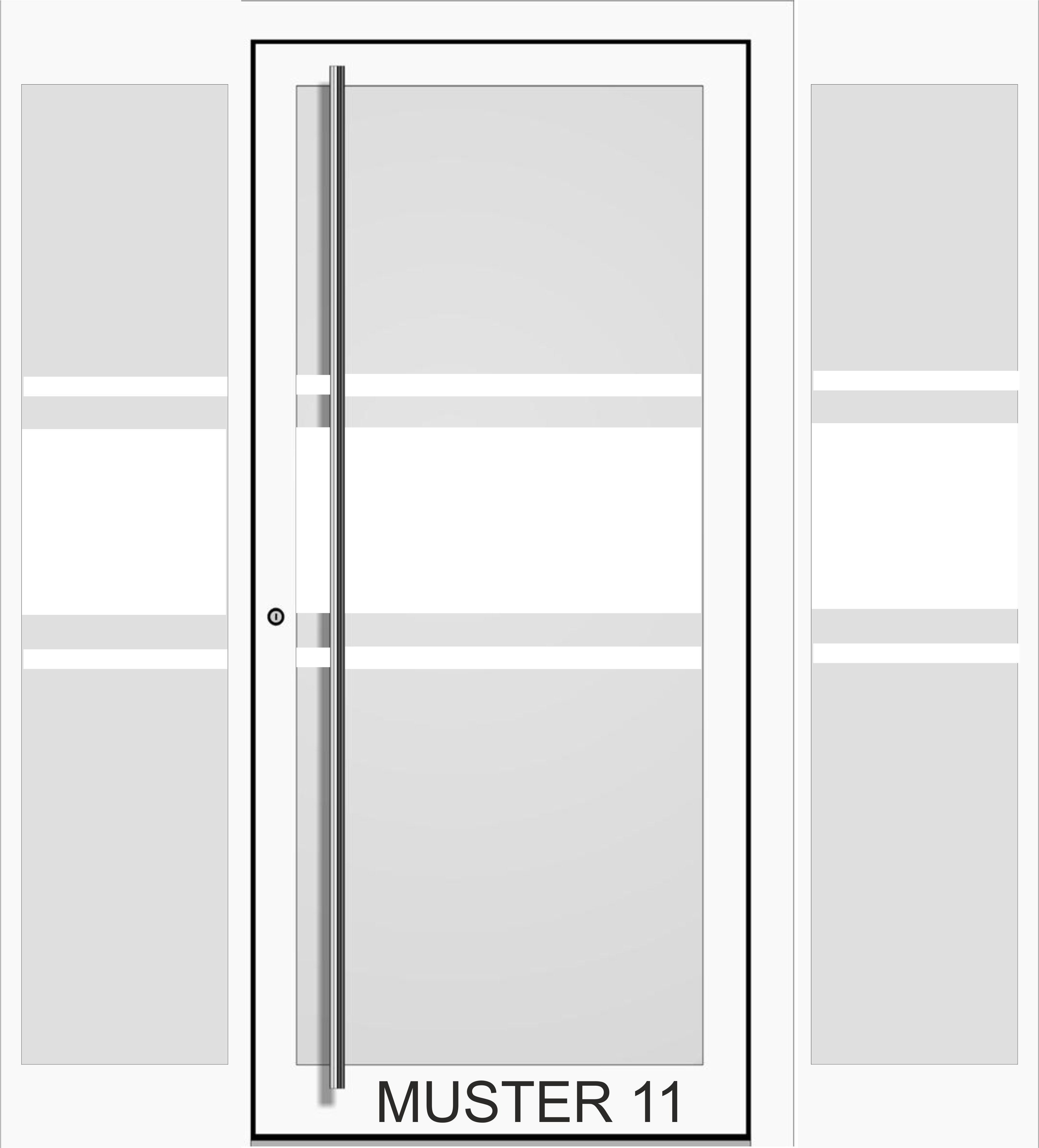 Tür und Fenster Sichtschutzfolie – Werbeanfertigung Werbeschilder